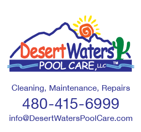 Desert Waters Pool Care logo